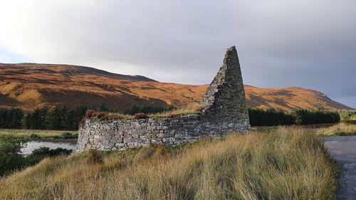 Broch Dun Dornaigil, Sutherland