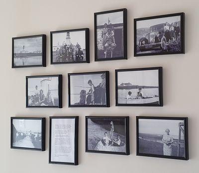 The Dishon family photographs