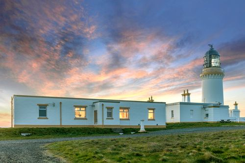 The Lighthouse Keeper's Cottage was built in the 1960s