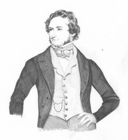 Alan Stevenson - architect of Noss Head